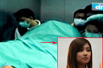 Selina秘密送抵台湾 送入诊室将做植皮手术(图)