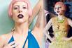 组图:Gaga春装另类妩媚