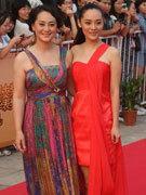 宋佳和女儿