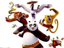 《功夫熊猫》掀起功夫潮《赤壁》引领怀古风