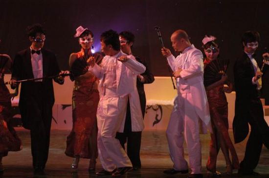 《爱我就给我跳支舞》:让中国音乐剧更受尊敬