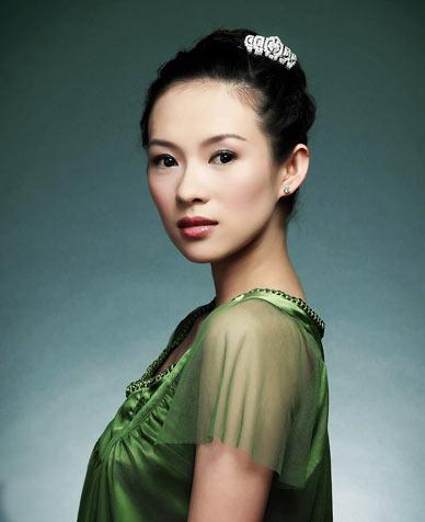 2007年终盘点之年度慈善艺人-章子怡