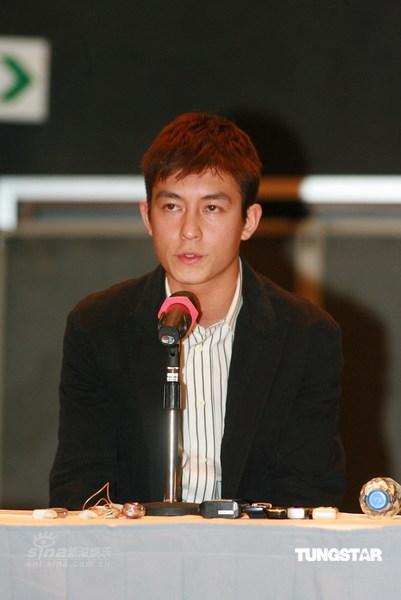 陈冠希宣布退出娱乐圈歌迷称会继续支持(图)
