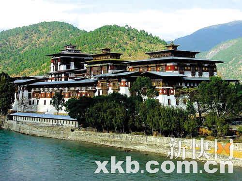 不丹国王年仅28岁英俊得像吴彦祖(图)