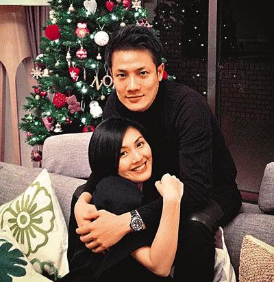 杨千嬅和丁子高开心宣布有喜