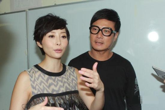汤盈盈与钱嘉乐将会成为香港第一对由熊猫乐乐盈盈征婚的新人
