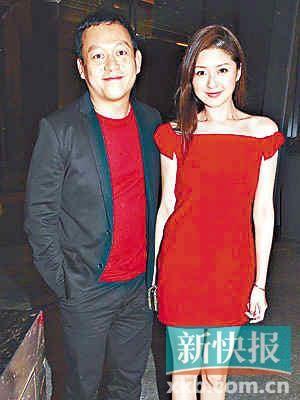 黄浩与妻子徐淑敏