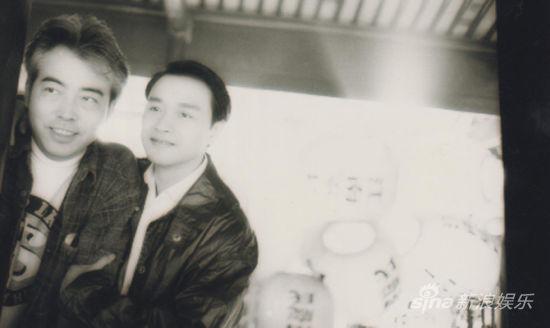 张国荣陈凯歌