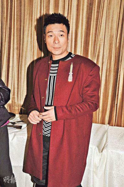 许志安透露向郑秀文求婚的经过,自言很真诚。