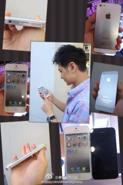 林志颖曝光iPhone 5曾引发争议