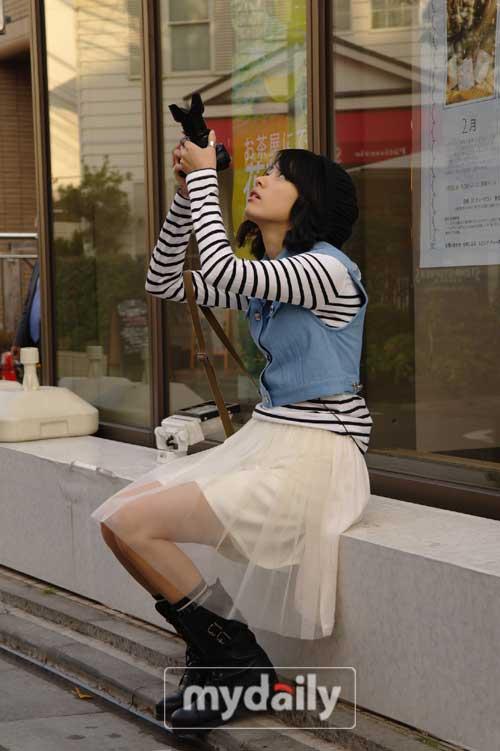 韩国女演员韩孝珠将举行摄影作品展