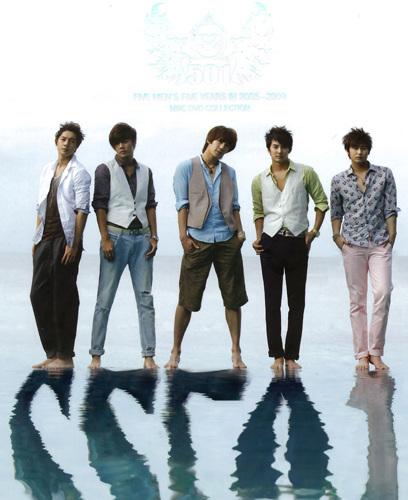 韩娱每周一星:SS501新专辑呈现浓烈熟男魅力