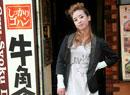 SARA日本街头纯情性感