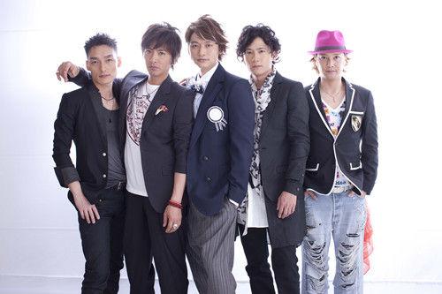 日本人气组合SMAP