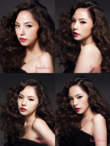 韩娱每周一星:闵孝琳――精灵系的美娇娘(图)