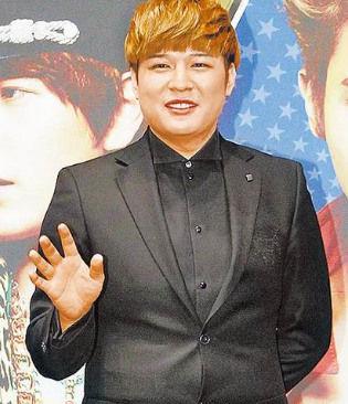 韩SJ成员神童宣布减肥誓瘦15公斤公开减重日记