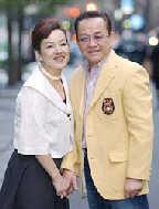 小鹿纯子想来看奥运为中日排球比赛助威(组图)