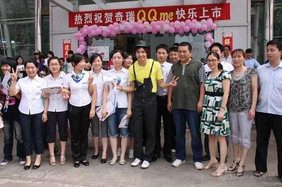 """俞灏明变身汽车销售员代言新车""""一呼百应"""""""