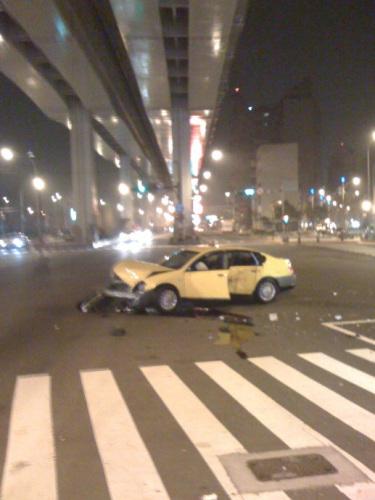 新七小福台湾出车祸提醒注意出行安全(图)