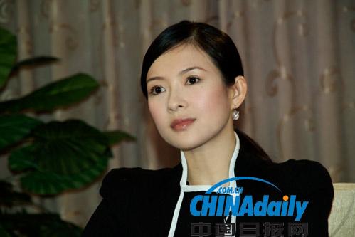 章子怡公开对话详解捐款(6)-捐款门的影响