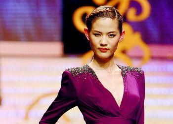 """当日,""""第6届中国超级模特大赛总决赛""""在北京举行."""