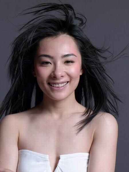刘璇人体模特图片