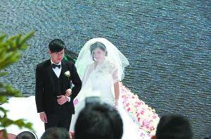 张杰谢娜大婚