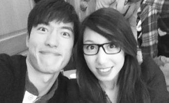 刘翔与王丽