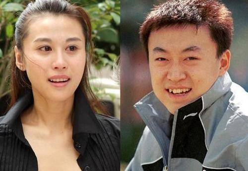 马琳与张宁益2010年结束6年婚姻