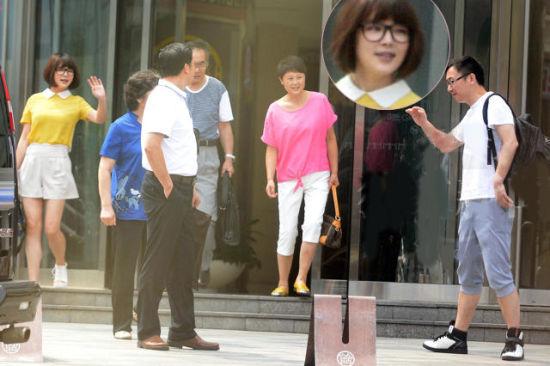 陆川与新女友同见双方父母