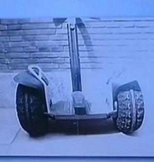 徐明为薄瓜瓜买的电动平衡车