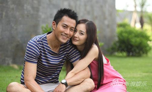 杨幂和刘恺威(资料图片)