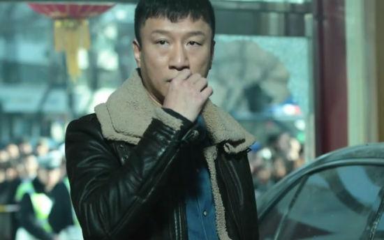 孙红雷在《毒战》饰演缉毒队长