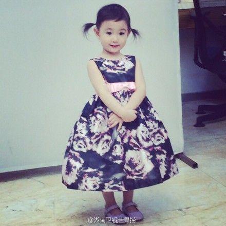 奥莉公主裙可爱