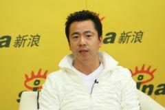 王中磊张涵予做客新浪畅谈贺岁片十年路(组图)
