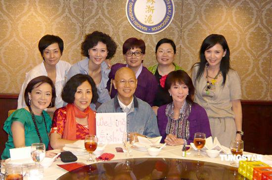 Guests include Carol Cheng, Teresa Mo, Deborah Li