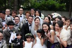 应采儿明年造人香港婚礼恰逢父母结婚周年(图)