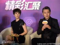 组图:赵宝刚海清吴秀波等获得年度电视类荣誉