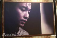 《阿飞正传》纪念张国荣和梁朝伟合影曝光(图)