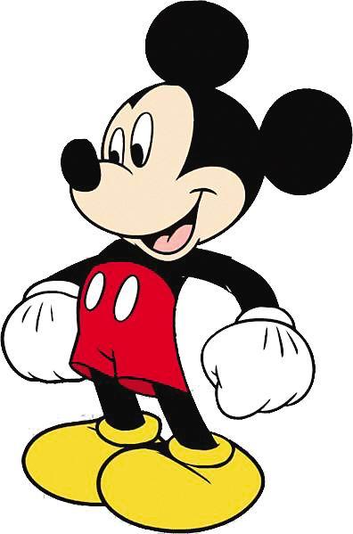 米老鼠经典卡通形象