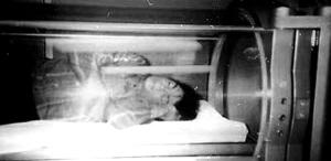 杰克逊在氧气房旧照曝光自称要活到150岁(图)