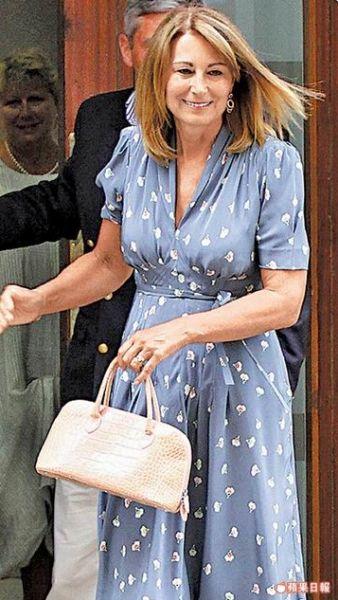 凯特母亲卡罗在皇室风评不佳