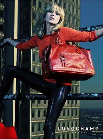 组图:名模凯特-摩丝全新广告演绎绝代风华
