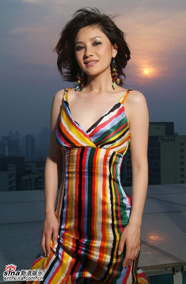 2007网络盛典年度电视剧女演员:胡可