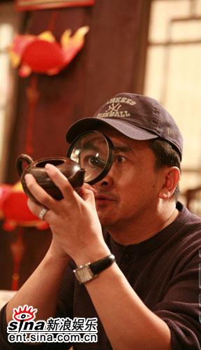 2007网络盛典年度电视剧候选:《低头不见抬头见》