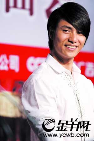 陈坤《新不了情》相遇薛凯琪不愿与刘青云比较