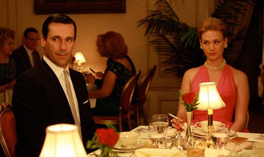 资料:AMC《广告狂人》第二季分集剧情(1-4)