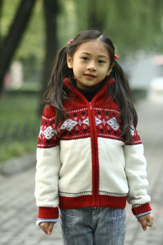 资料:《家有公婆》人物--张楚倩饰小草(3)