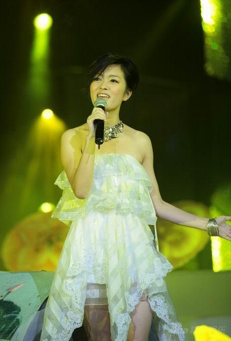 """资料:""""天使""""重庆五强资料--李佳妮"""