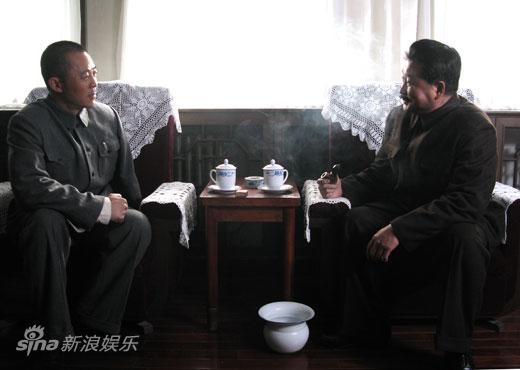 资料图片:电视剧《奠基者》精彩剧照(29)